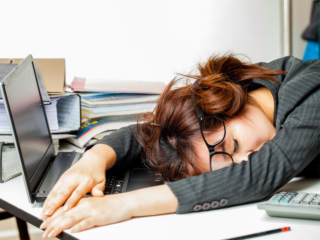 Картинка о усталости